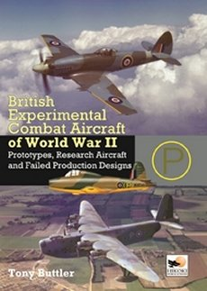British Experimental Combat Aircraft of WWII