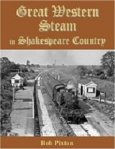 Great Western Steam In Shakespeare Country (pb)
