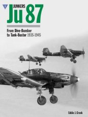 Junkers JU87: From Dive-bomber to Tank Buster 1935-45 (Publication delayed.  Now late 2021)