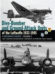 Dive Bomber and Ground Attack Units of the Luftwaffe 1933-45 V. 2