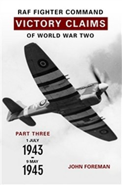 RAF Fighter Command Victory Claims WW2